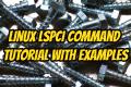 Comando : lspci